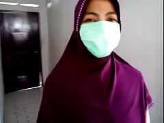 jilbab pamer 1