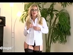MILF Karen Fisher And Her Giant Tits Swallow A ...