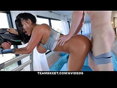 TeamSkeet - Sexy August Taylor Pounded After Wo...
