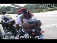 black girls feak show