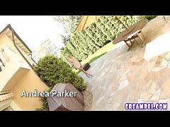 Andrea Parker Allinternal creampie