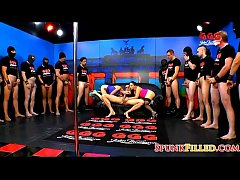 GGG Group Orgy Bukkake Live 065 - Jenny Smart, ...