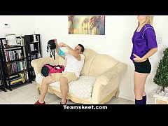 CFNMTeens - Soccer Babe Gets Fucked With Her Pa...