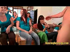 A Typical Bachelorette Party - DancingBearOrgy.com