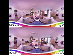 HoliVR 360VR   Awesome Birthday 3Some