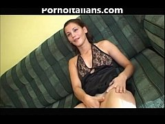 vudeo porno sborrata amatoriale italiana
