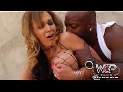 WCP CLUB Busty Nikki Sexx Interracial Anal