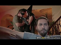 Brazzers - Real Wife Stories - Dick Or Treat sc...
