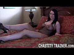 This chastity device will stop you from j ...