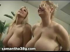 Ctexsins Chelle 34FF and Samantha 38G