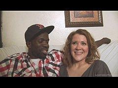 Interracial homemade couple shows their skills ...