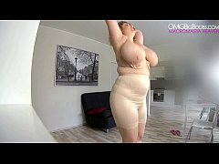 gigantic tits slow motion video