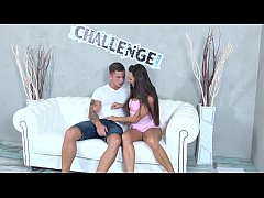 Melonechallenge - Handsome cute muscle guy fuck Mea Melone great and creampie