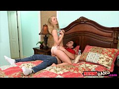 Eva Notty and Allie Rae crazy threesome in the ...