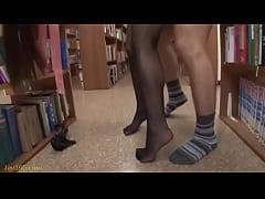 hitomi tanaka library creampie