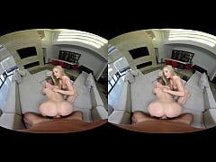 VR Threesome - Harley Jade and Karla Kush - Nau...