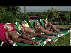 Sunbaked Orgy