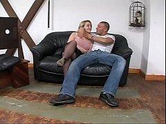 Italian Amateur #16 Sofa Sex for an Italian Bitch