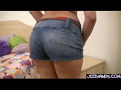 Hotcollege girl takes clothes off