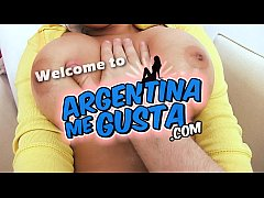 Huge Natural Breasts on thie Latina Teen. Meaty...