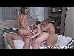 Young Sex Parties - Sex party with ass cumshots