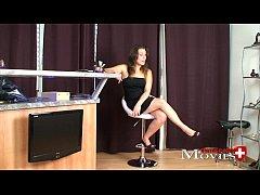 Interview Porn Movie with Swissmodel Angelina 18y