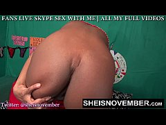 Compilation Fart Fetish Sexy Black Asian Slut S...