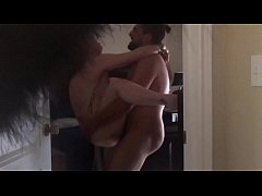 fucking my neighbors wife on hidden cam while h...