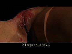 Cruel fate of an enslaved girl