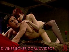 Cock Torment and Domination From Maitresse Made...