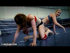 NudeFightClub presents Tigerr Benson vs Brandy ...