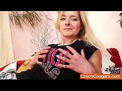 Petite hirsute puss madame Antonie first time m...