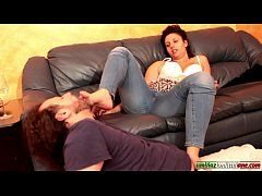 Falling In Love With Elisa Only Foot Worship Part