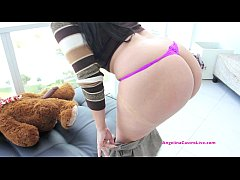 Big Titted Angelina Castro Has Sex with Teddy B...