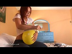 Adreena winters restrained inflation the easy colon tube 6