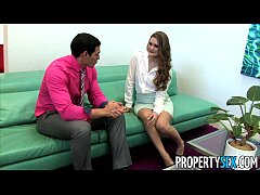 PropertySex - Abby Cross is a dirty real estate...