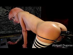 DP with BBC and Horse cock toy with MIlf ABigai...