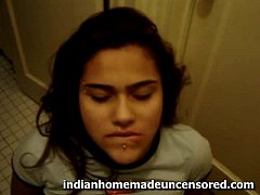 Hot Desi Girl Suzai Blow Job