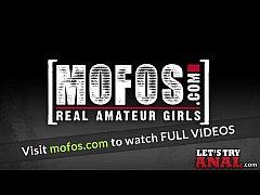 Mofos.com - Kaycee Brooks - Lets Try Anal