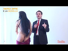 INDIA nuda per Andrea Diprè