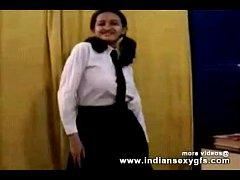 Horny Hot Indian PornStar Babe as School girl S...