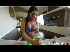 Spandex Loads #08 Alina Li, August Ames, Brookl...