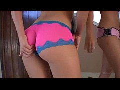 Brianna Love and Riley Shy threesome