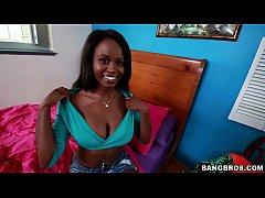 Creaza cont | Conectare Ebony Lesbians First Cock Experience!