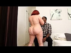 Busty MILF PAWG Marcy Diamond Loves Big Black Cock
