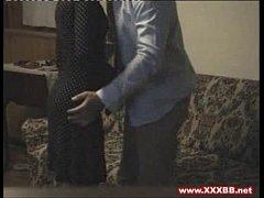 Mature Wife Fucked on Sofa