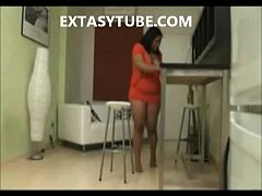 Sexy Thick BBW Latina Sets Up Hidden Camera On ...
