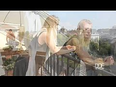 Sausage Delight - Blonde Babe Goes For Multidic...