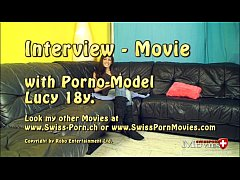 Porn-Interview with Lucy 18y