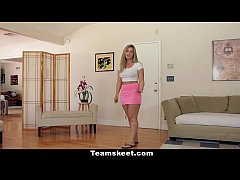CFNMTEENS- Step-Sis Seduces Brother